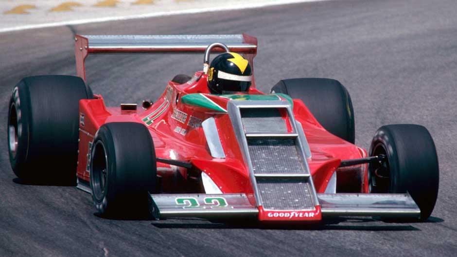 Топ-10 самых странных болидов Формулы 1