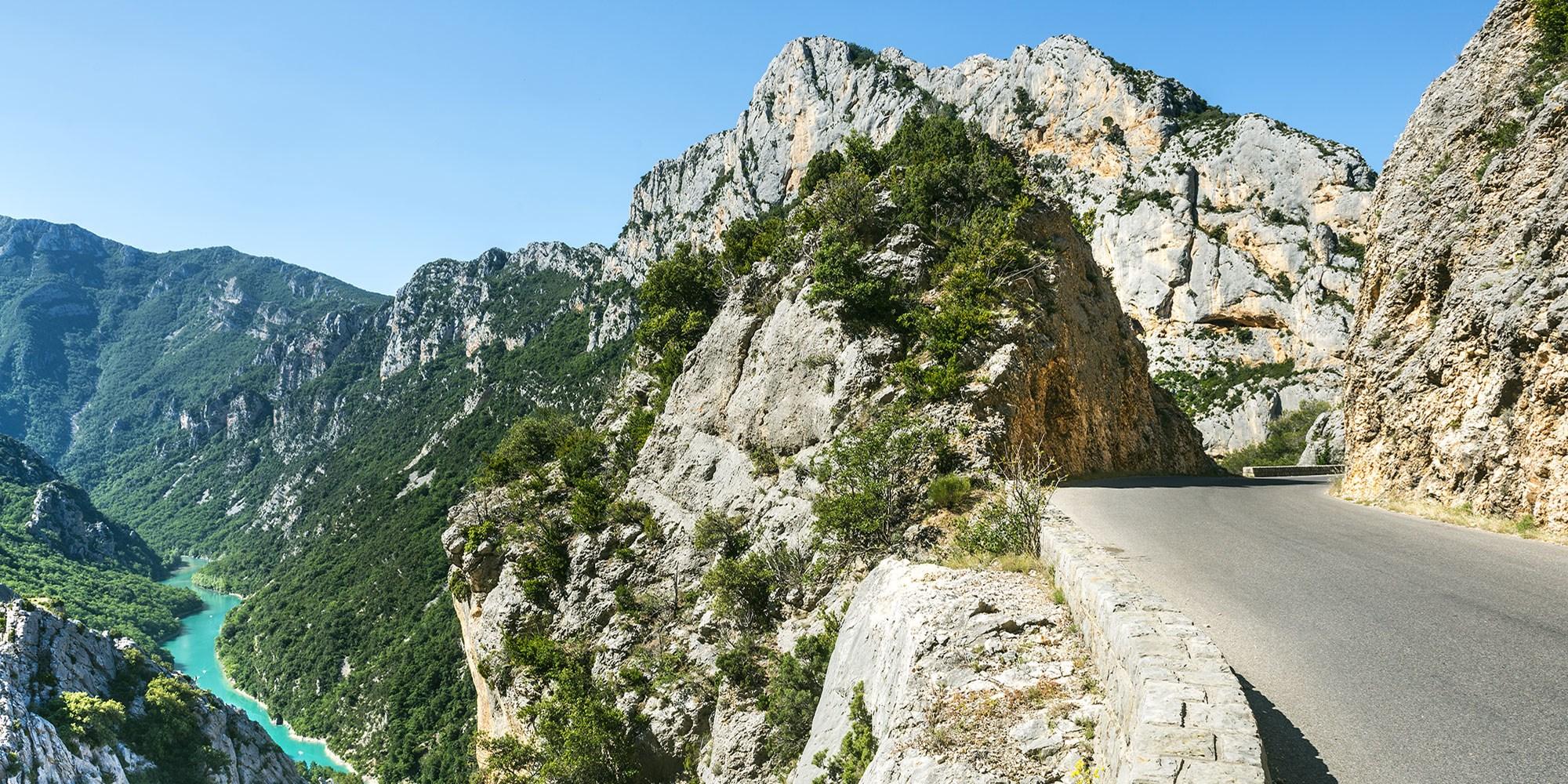 Самые красивые дороги мира: Топ-10