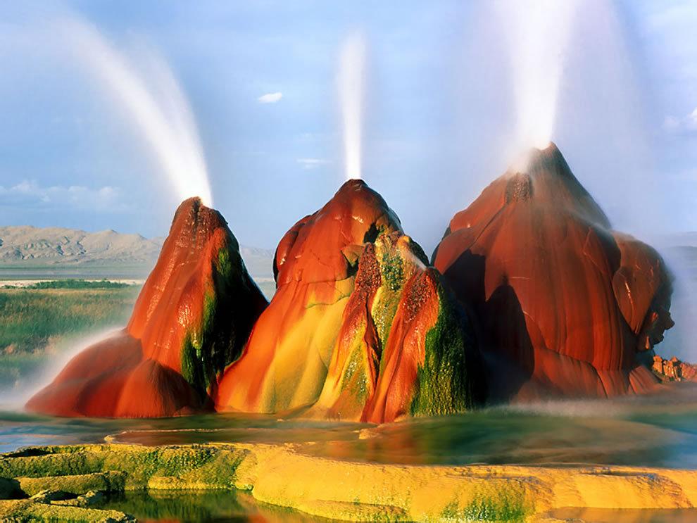 Топ-10 самых удивительных мест в мире