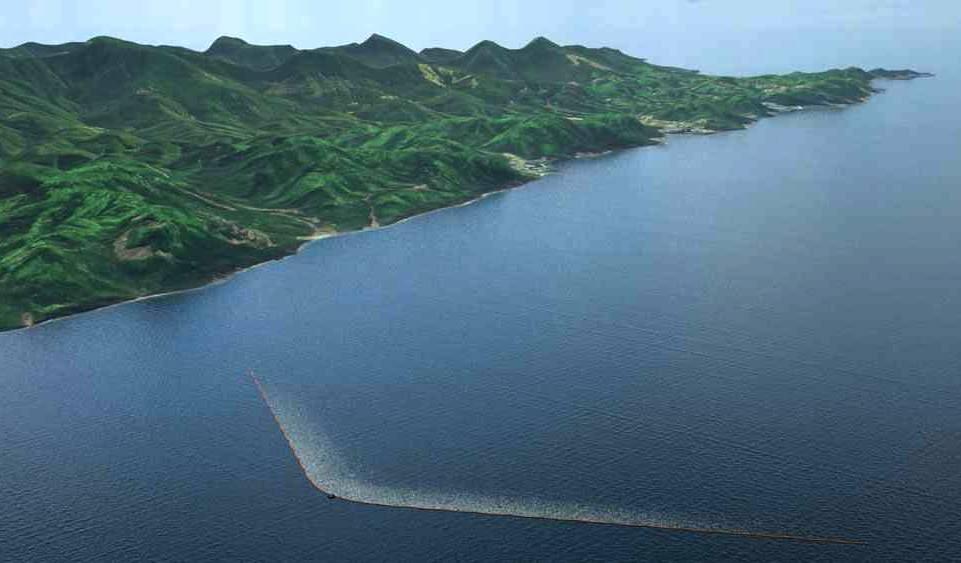 Самые широкие проливы на Земле: Топ-10