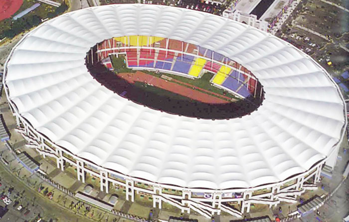 Самые большие футбольные стадионы мира: Топ-10