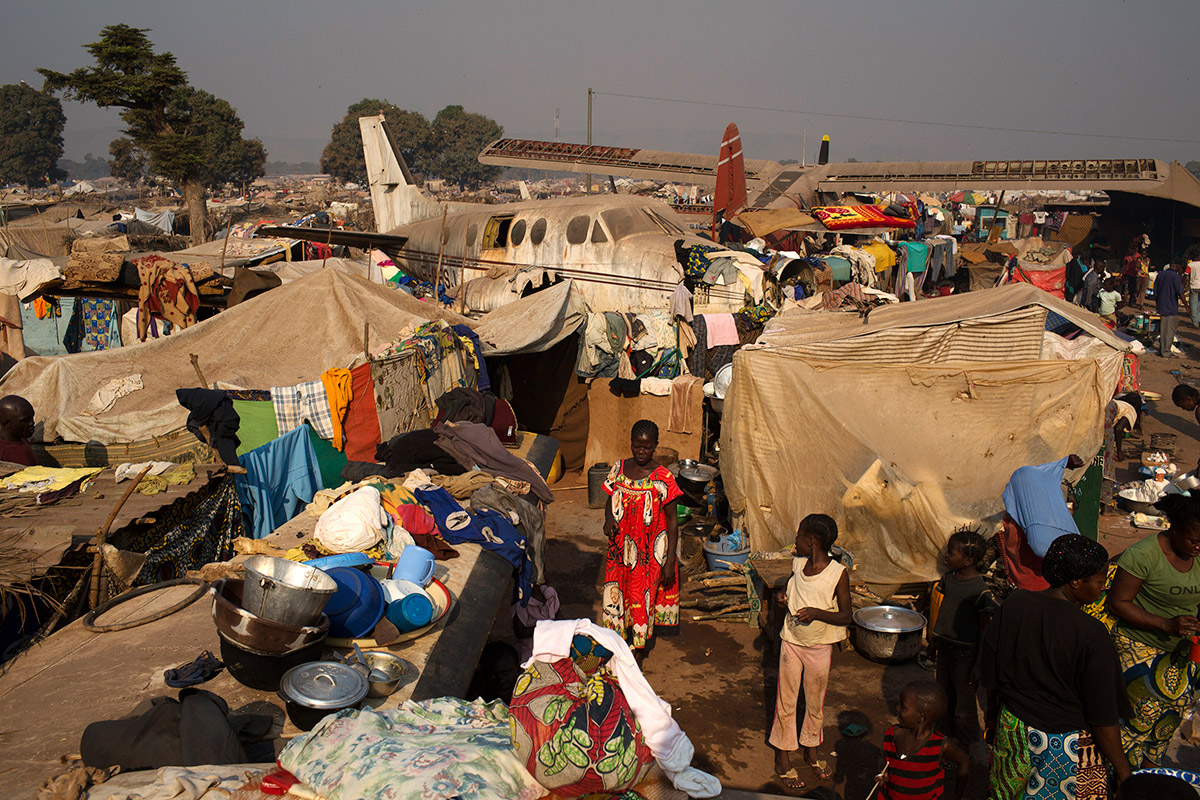 Топ-10 самых бедных стран Африки
