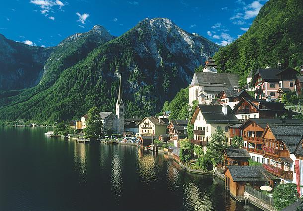 Самые красивые маленькие города Европы: Топ-10