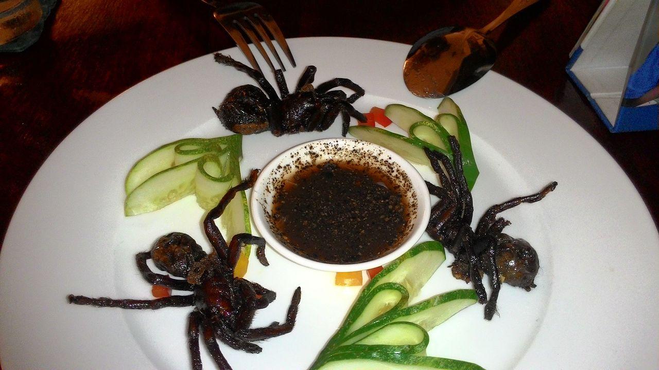 блюд экзотических и рецепты фото
