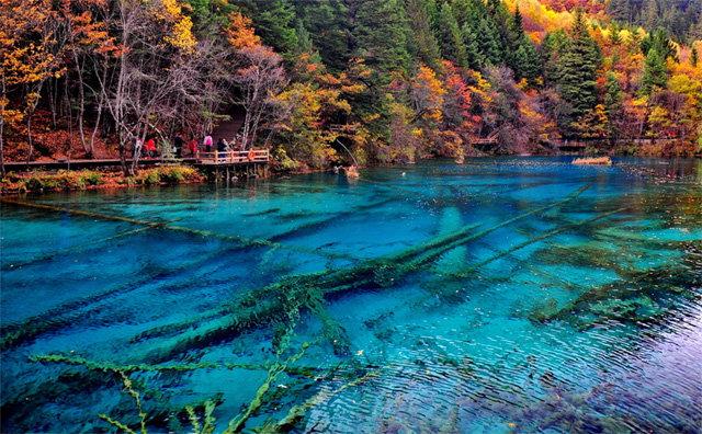 Самые красивые озёра мира: Топ-10