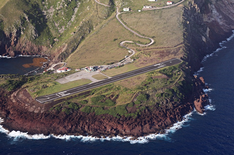 Самые необычные аэропорты мира: Топ-10