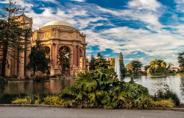 10 красивейших городских парков