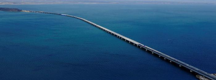 Самые длинные мосты в России: Топ-10