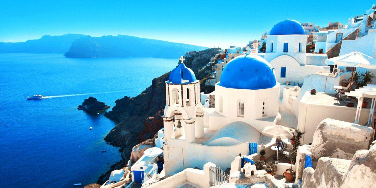 Самые красивые острова Греции