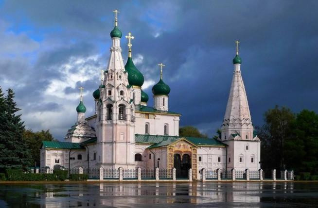 Самые посещаемые места в России туристами