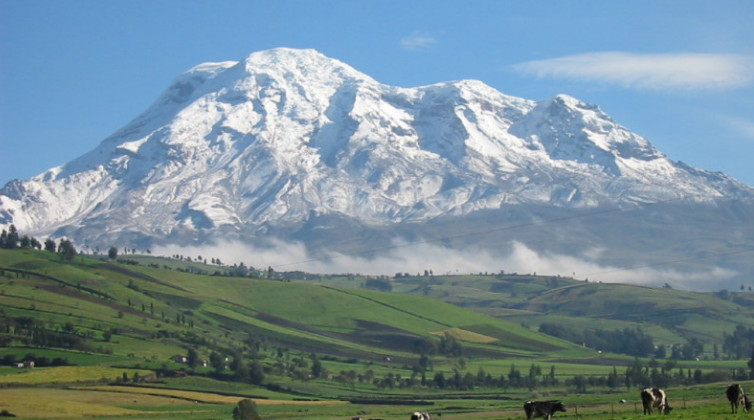 Список и местонахождение самых крупных потухших вулканов мира