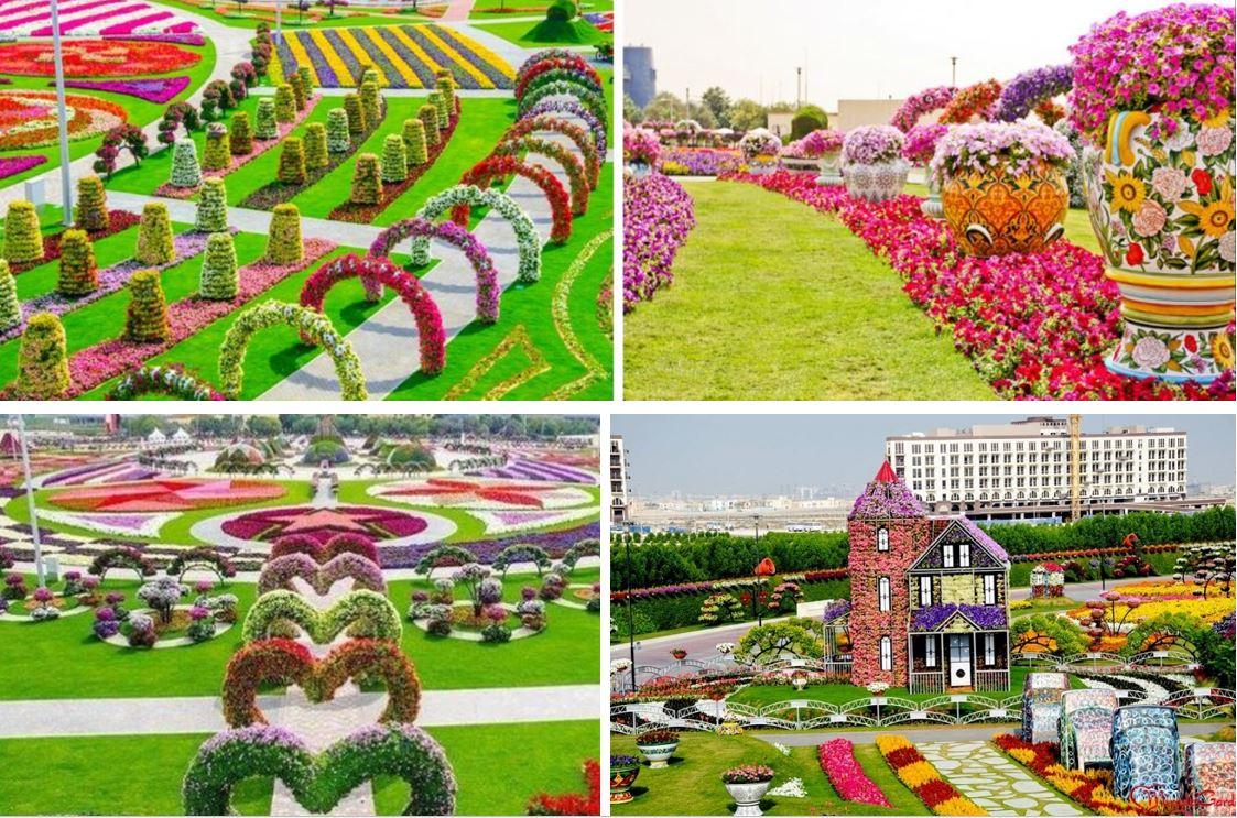 Самые красивые парки мира: Топ-10