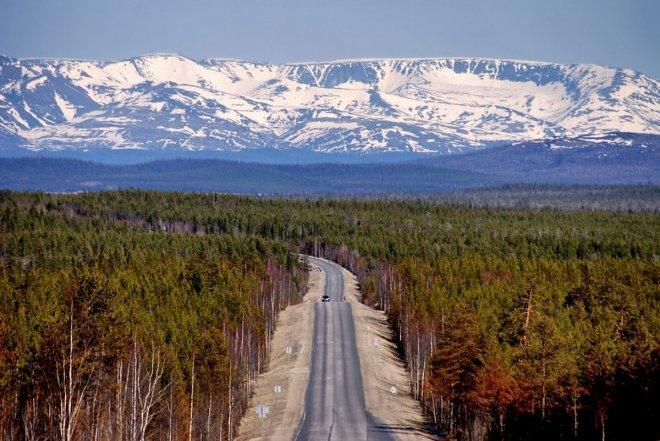 Топ-10 самых красивых дорог России