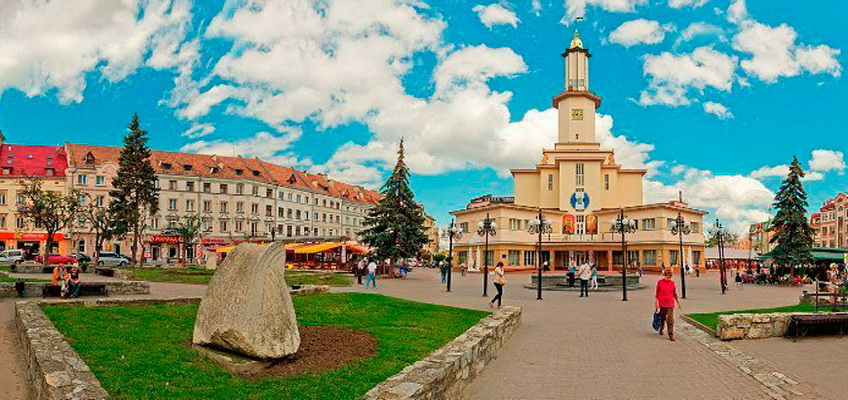 Самые красивые города Украины: Топ-10