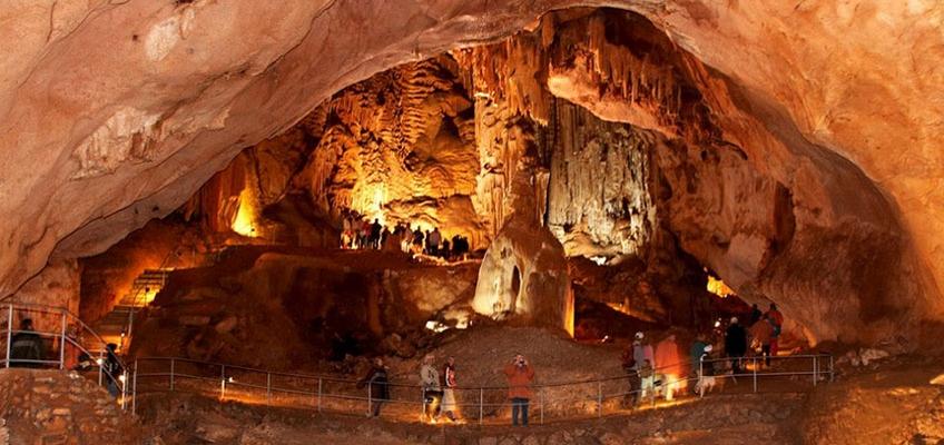 Самые большие пещеры в мире: Топ-10
