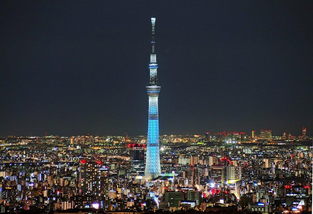 Самые высокие телебашни в мире: Топ-10