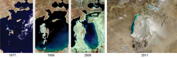 Самые большие экологические катастрофы в мире: Топ-10