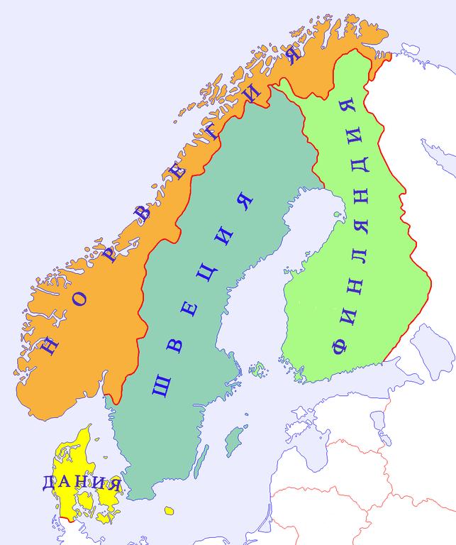 Самые большие полуострова: Топ-10