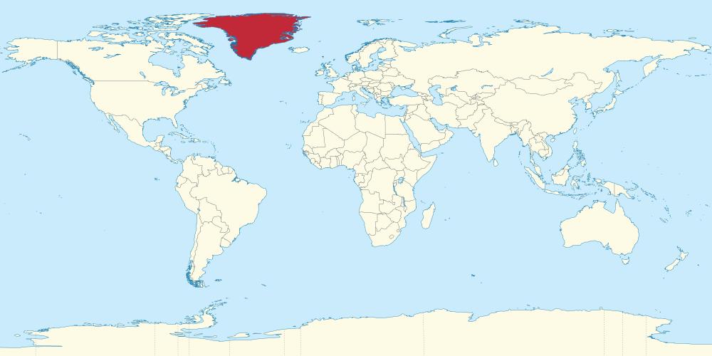 Самые большие острова Северной Америки: Топ-10