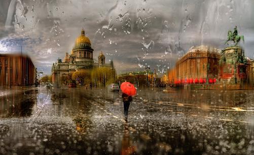 Топ самых дождливых городов России