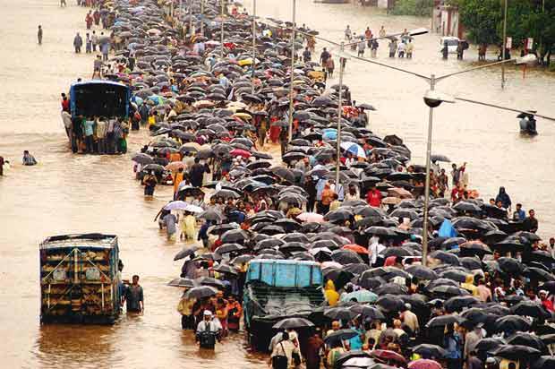 Самые дождливые города в мире: Топ-10