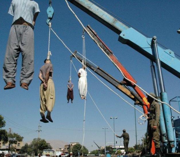 Самые страшные казни в мире: Топ-10