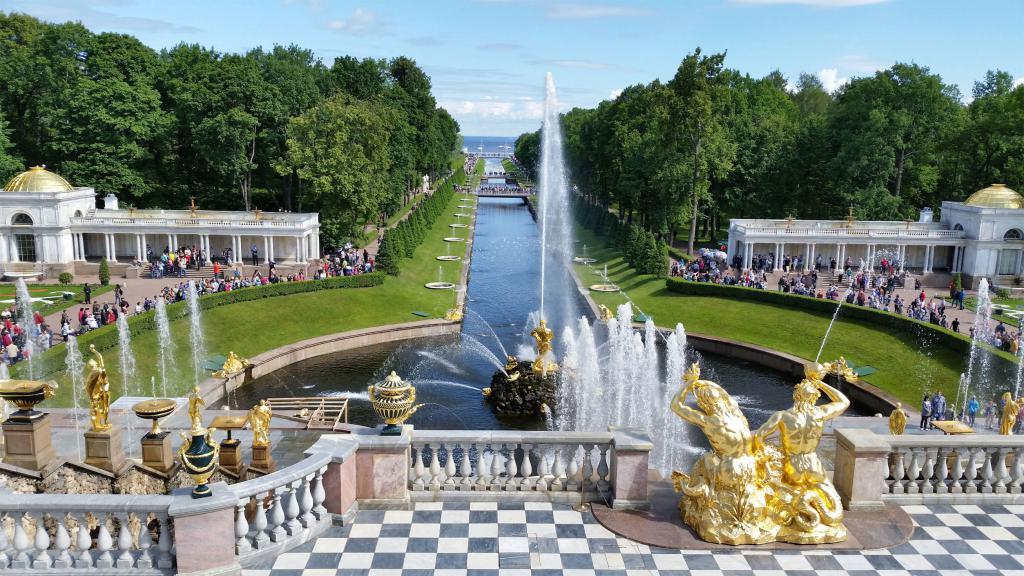 Самые романтичные места Санкт-Петербурга: Топ-10