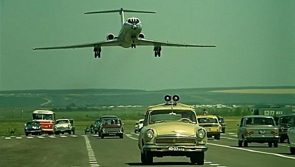 10 самых невероятных посадок самолётов