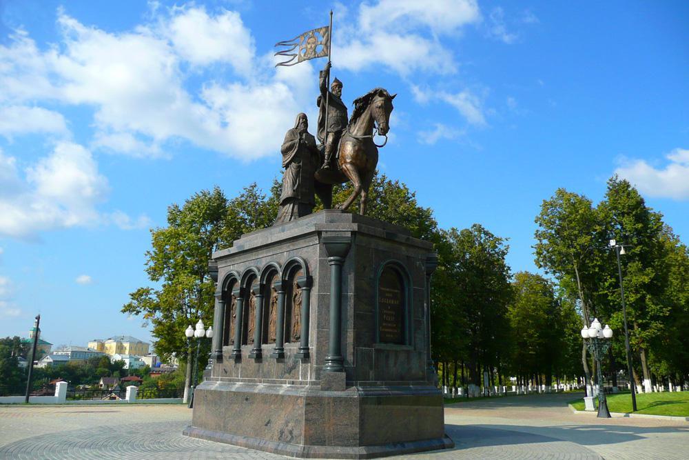 Места, которые стоит посетить во Владимире