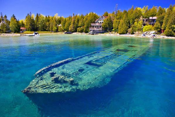 Самые известные затонувшие корабли: Топ-10