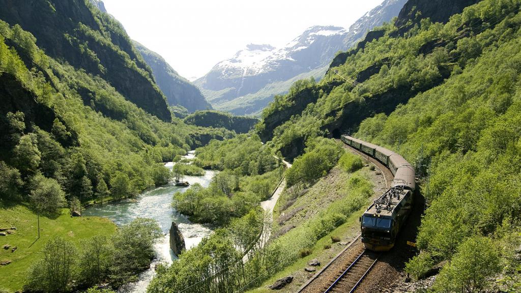 Самые длинные железные дороги в мире: Топ-10