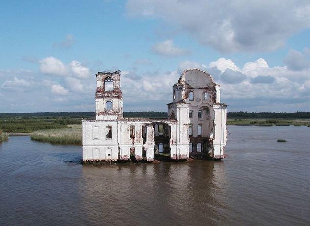 Топ-10 заброшенных мест в России