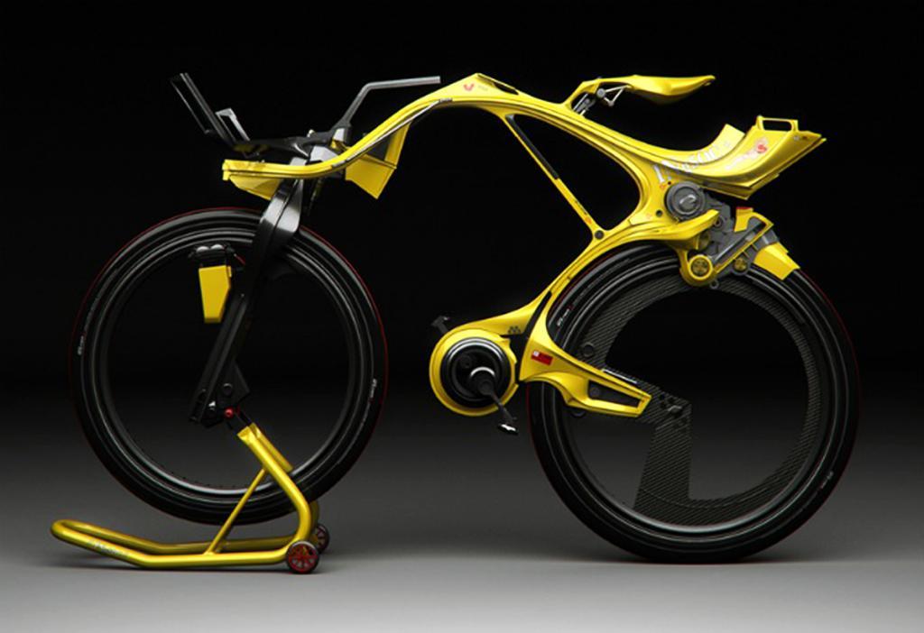 Самые невероятные велосипеды: Топ-10