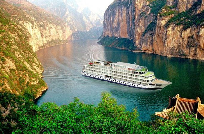 ТОП 10 лучших рек мира для круизов
